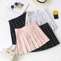 Kawaii High-waisted Skirts