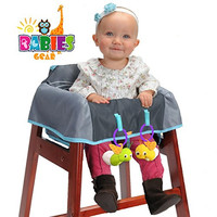 Deluxe High Chair Cover By Babies Gear Restaurant High Chair Cover