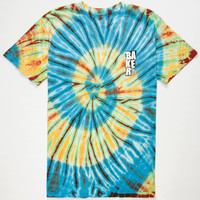 Baker Stacked Mens T-Shirt Multi  In Sizes