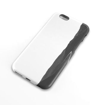 Mountain Road cell phone case in Black and White, Desert, Minimalist, Nature, Apple iphone, Samsung Galaxy, Note, 6, 6 plus, 5, 4 etc