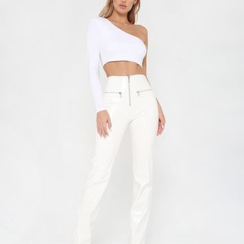 Buy Our Pepper Pant in White Online Today! - Tiger Mist