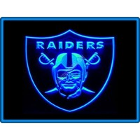 Oakland Raiders American Football Neon Light Sign