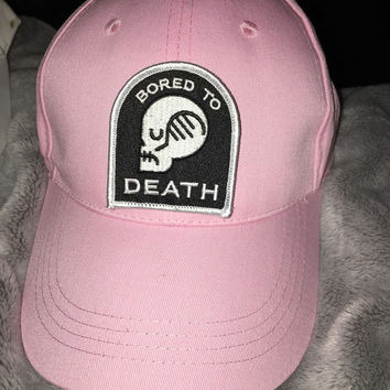 Bored to death hat
