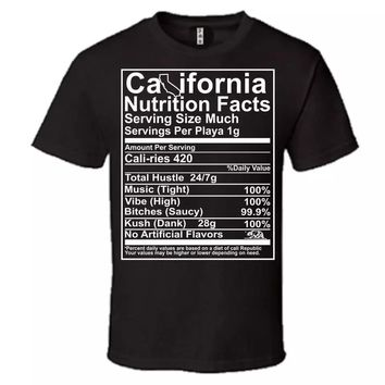 CALI NUTRITIONAL CONTENT