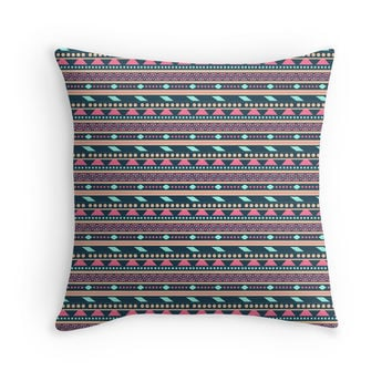 Colorful Aztec Tribal Pattern by sale