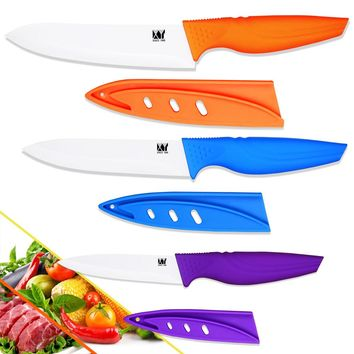 Hot sales ceramic chef kitchen knives