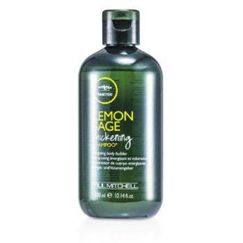 Paul Mitchell Tea Tree Lemon Sage Thickening Shampoo (Energizing Body Builder) Hair Care