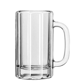 Libbey 5020 16 Oz Paneled Mug 12/Case
