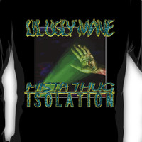 LIL UGLY MANE - MISTA THUG ISOLATION (VINYL COVER) Long Sleeve