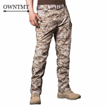 NEW Multicam Airsoft Military Camouflage IX7 pants hunt clothing tactical cargo pants army combat pants camouflage fatigues
