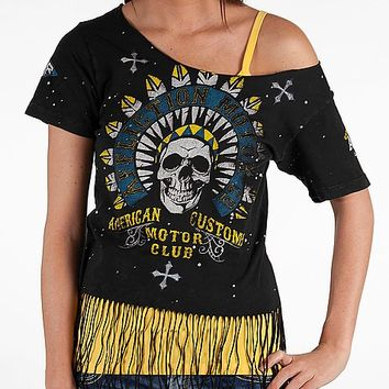 Affliction American Customs MFG T-Shirt