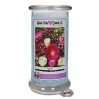 I Love Us! | Jewelry Greeting Candles