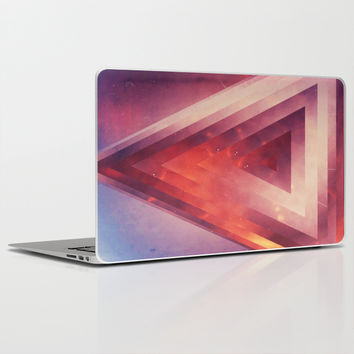 Triangled Too Laptop & iPad Skin by DuckyB (Brandi)