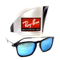sunglasses Ray Ban Limited hot sunglasses RB4187 CHRIS 601/55 blue mirror