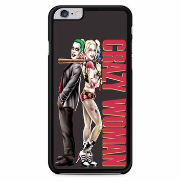 Harley Quinn Batman Joker Cute Face 3 iPhone 6 Plus / 6s Plus Case