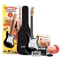Alfred's Kid's Electric Guitar Starter Pack (Rosewood)