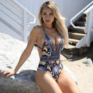 Island Fever One Piece Swimsuit