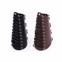Archery Protective Gear Arm Guard Strip Made in cow Leather