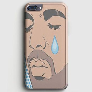 Drake Tears Xo Weekend iPhone 8 Plus Case | casescraft
