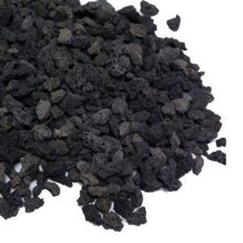 Black Volcanic Rock Cinders Coal Kit