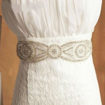 shiny belts of beads and beads wedding belt crystal sash belts for wedding dresses wedding accessories