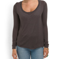 Weekend Long Sleeve Shirt - Women - T.J.Maxx