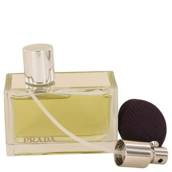 Prada Amber by Prada Eau De Parfum Spray Refillable (Tester) 2.7 oz