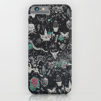 Bones in the Desert iPhone & iPod Case by Ben Geiger