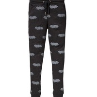 Bat all over slim fit sweatpants | women | zoe karssen
