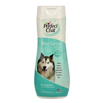 Perfect Coat Shed Control Dog Shampoo