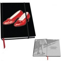 The Wizard of Oz - Ruby Slippers Journal: Culturenik: 693090108017:
