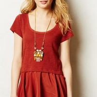West End Top by Anthropologie