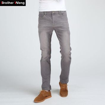 Brother Wang Slim Jeans