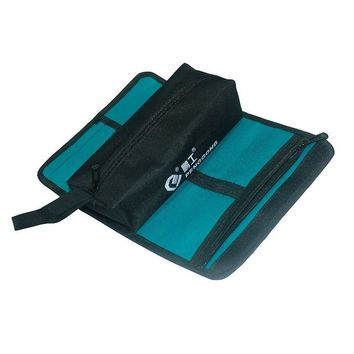 Waterproof Tool Bag Utility Bag Oxford Canvas Tool Rolling Tool Bag Pouch Multifunction Electrician Tool Bag