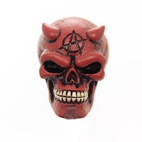Halloween RED DEVIL SHIFT KNOB Polyresin Summit Collection 8235