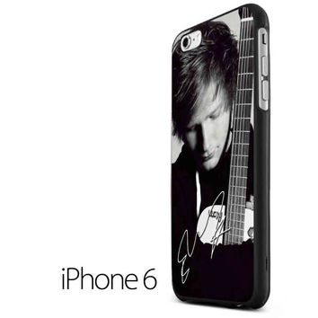 Ed Sheeran iPhone 6 Case