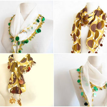 Super Sale-2 pieces Scarf -40 dollar