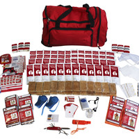 4-Person Deluxe Survival Kit