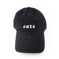 Cats Dad Hat