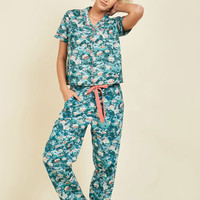 Jammies Session Cotton Pajamas | Mod Retro Vintage Underwear | ModCloth.com
