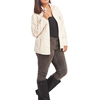 Faux Leather Moto Jacket | Wet Seal+