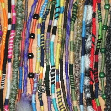 Buy 3, Get 1 Free, Yarn Falls, Braid & Dreadlock Accessories, Atebas, Dread Falls