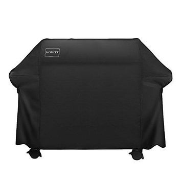 Waterproof Grill Cover, 64 Inch 600D Heavy Duty BBQ Grill Cover with UV Coating for Most Brands of Grill.
