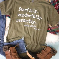 Fearfully & Wonderfully Graphic Tee