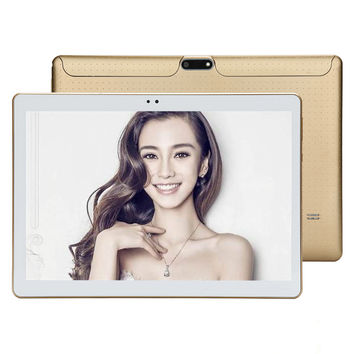 T805C 4G Tablet PC MTK8752 Octa Core Phone Call IPS Screen GPS Android  Ram 4GB Rom 64GB Bluetooth Dual Camera 5.0MP  10.1 inch