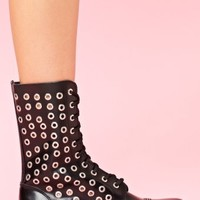 Vengeance Combat Boot