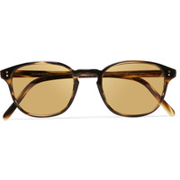 Oliver Peoples - Fairmont Round-Frame Acetate Sunglasses | MR PORTER