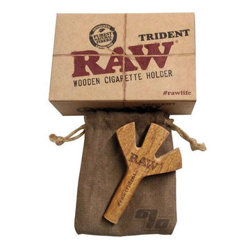 RAW Trident Cigarette Holder