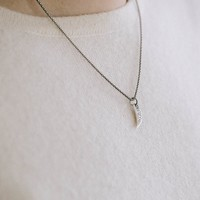 925 wing necklace-dw