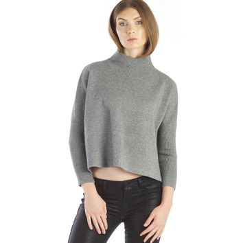 Knitty Knitty Bang Bang Mock Neck Sweater